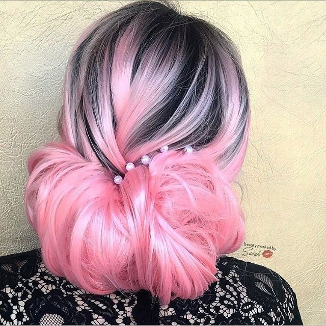 how to style my hair like pink best 25 black hair mohawk ideas on 6005