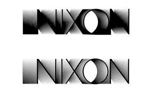 Nixon Graphic by Alex Trochut. 2.