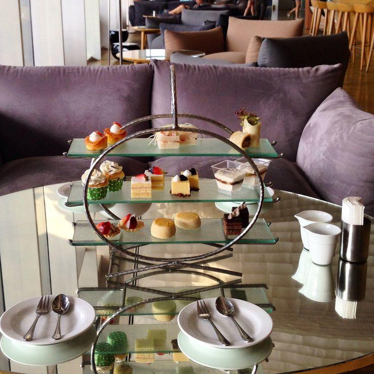Drift High Tea at the Hilton Pattaya Hotel, Thailand