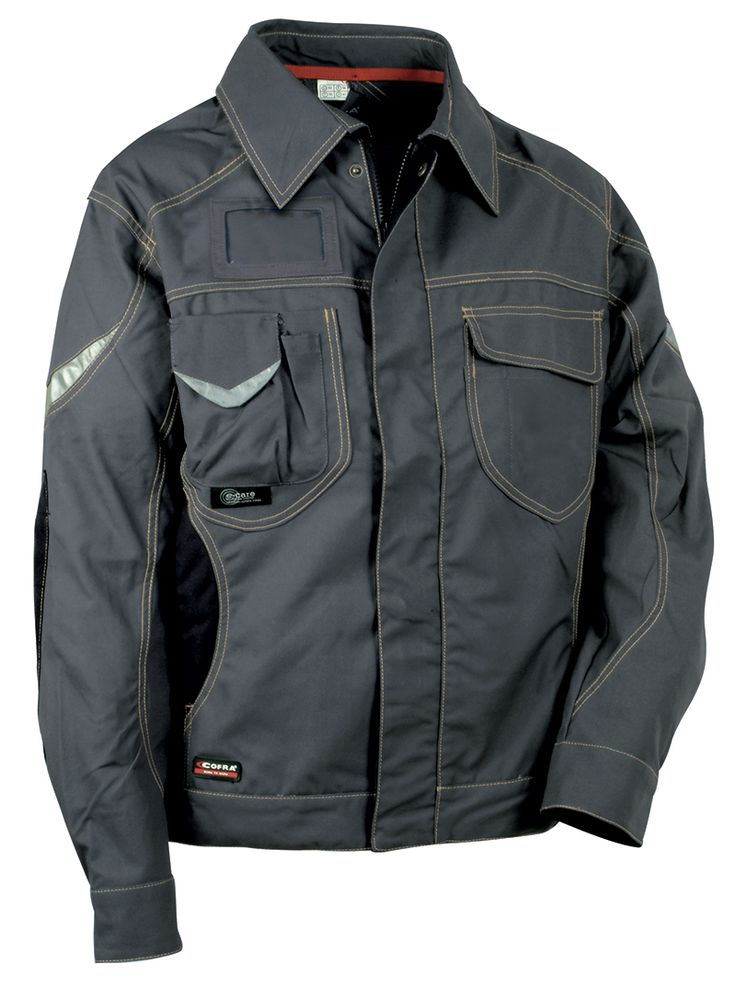 ANVERSA TECH WEAR Workwear Products COFRA Safety
