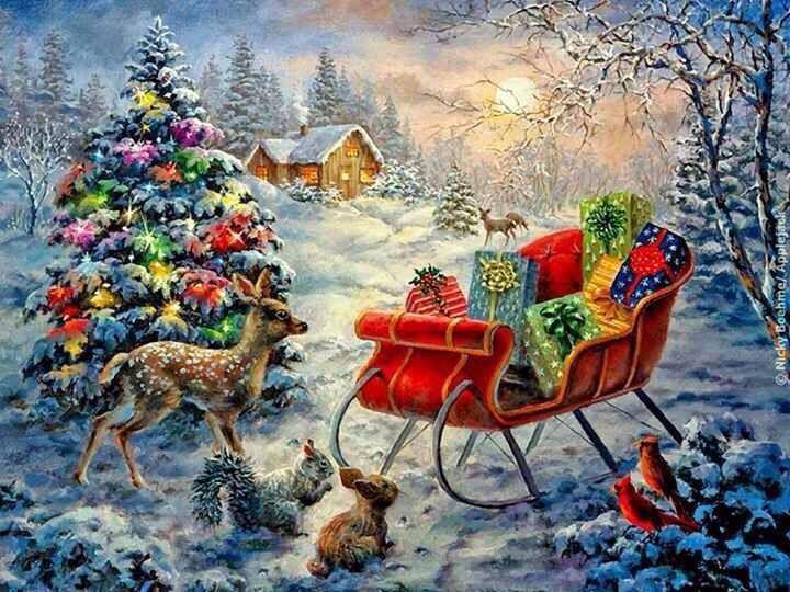 A Christmas Carol - Die Nacht vor Weihnachten 1999