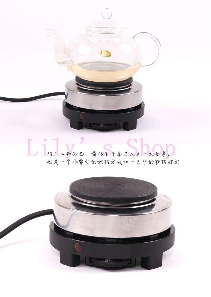 НОВЫЙ Высокое качество Мини электрическая плита духовка плита многофункциональный маленькая электрическая плита духовка кофеварка 500 Вт ЕС США plug общие купить на AliExpress