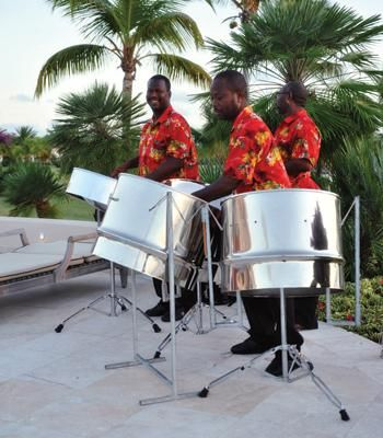 Wedding Inspiration: Kathi and Joe's Beach Wedding in Antigua