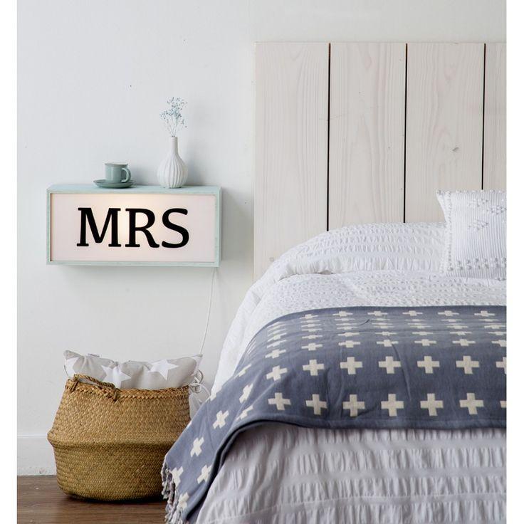 Mantita textil decoraci n kenay home b e d r o o m - Kenay decoracion ...