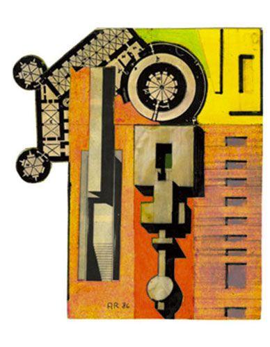 Aldo Rossi: Progetto di concorso per Municipio, Scandicci, 1968 »