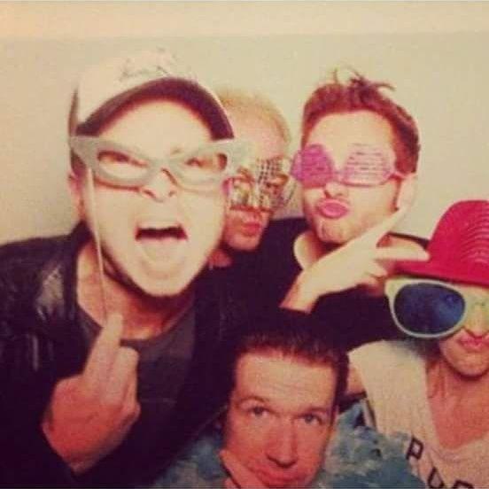Crazy Funny Lovely Guys #OneRepublic #music