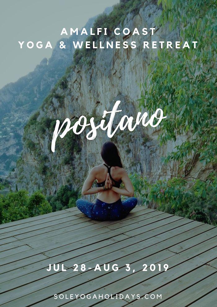 Positano Paradise Yoga Retreat Sole Yoga Holidays Yoga Holidays Yoga Retreat Yoga