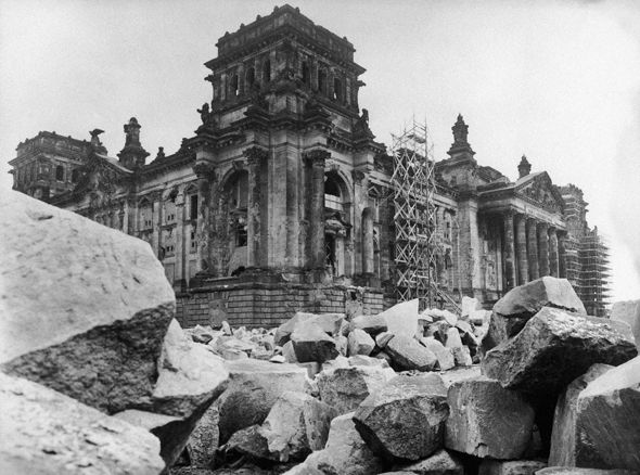 Beware of Another Reichstag Fire - Truthdig | The Nazis used the 1933 Reichstag fire as an excuse for a terror campaign that swept away parliamentary democracy in Germany. (AP)