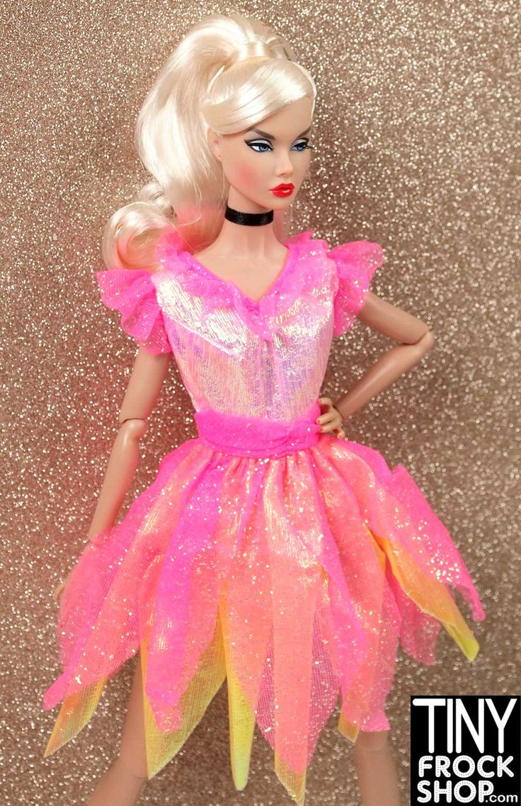 Barbie Tilly and The Wall Electric Fairy Dress