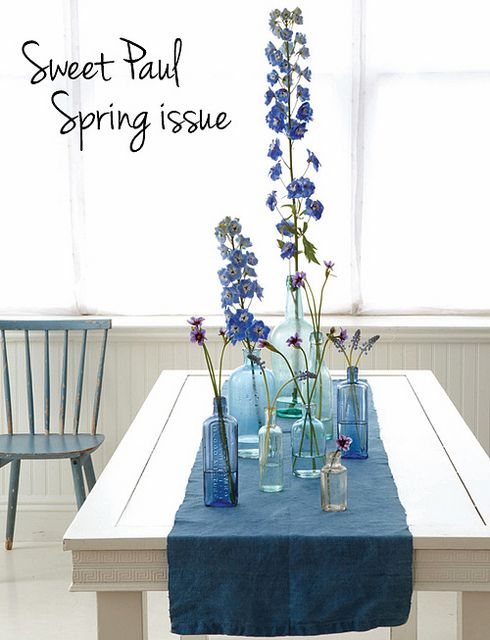 sweet paul spring issue by the style files, via Flickr