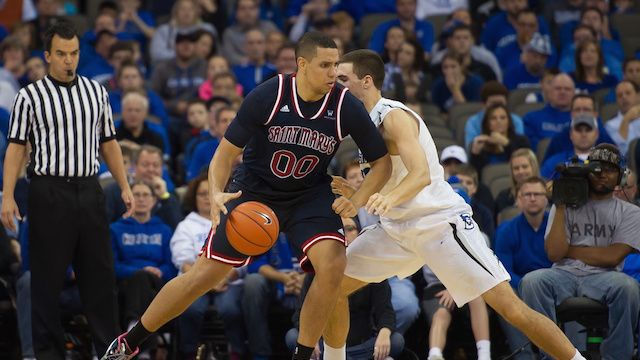BYU Cougars vs Saint Mary's Gaels Mens College Basketball Game Tonight