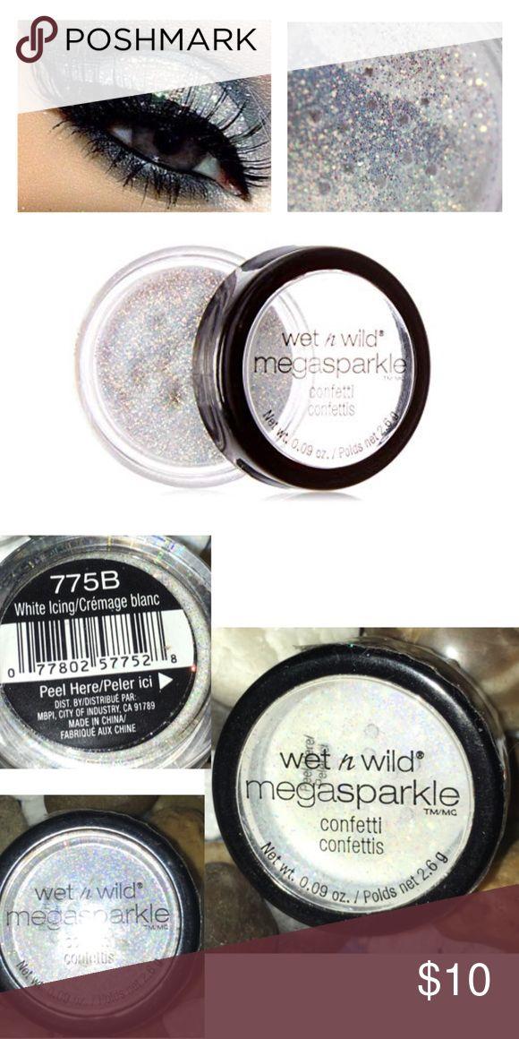 Moist n Wild MegaSparkle Confetti Glitter Powder Moist n Wild MegaSparkle Confetti  …