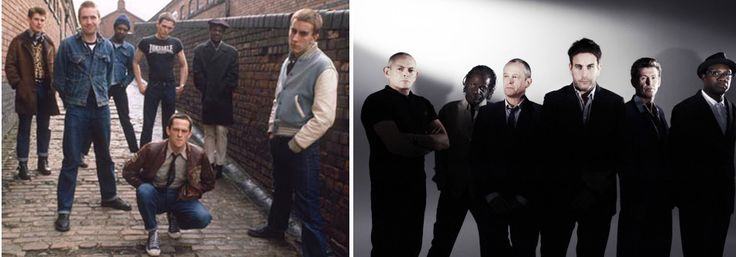 The Specials in the 80s and The Specials in 2013. Better than ever. #ska