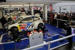 Monte Carlo 2014 Rally  Volkswagen