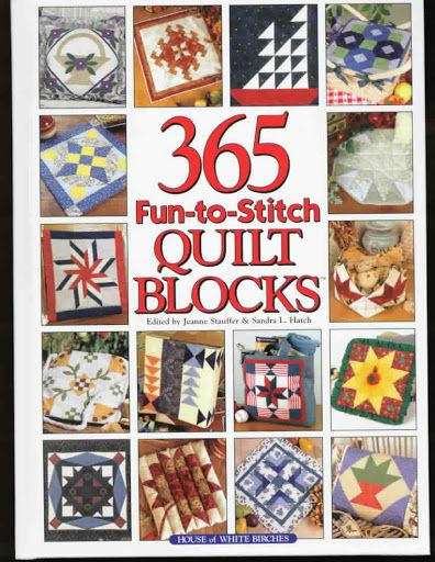 365 Fun to Stich Bloks - Poli patch - Picasa Web Albums