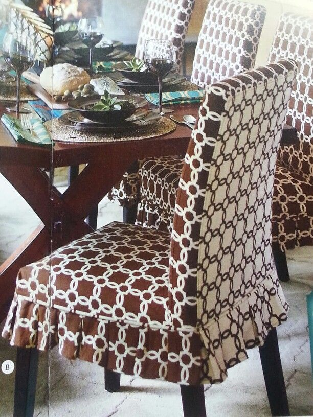 pier 1 imports dana parson 39 s chair with geometric slip cover
