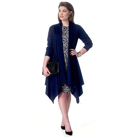 McCall's 7204 - jack, top, jurk, broek