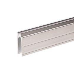 PERFIL de aluminio MACHO HEMBRA 7 MM precio por metro lineal    Perfil hibrido macho/hembra de 7mm.  Para la fabricación o reparación de flightcase.  Fabricado en aluminio de 1,5 mm de espesor.  Peso 0,25 grms.  El precio es por metro y se suministra en barras de 2 mts.