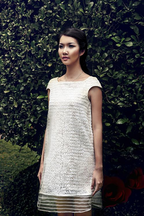 https://www.cityblis.com/item/11837   The Little White Dress - $700 by Meera Meera Fashion Concept   The Little White Dress