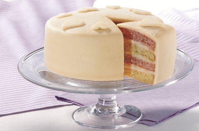 Battenberg Layer Cake