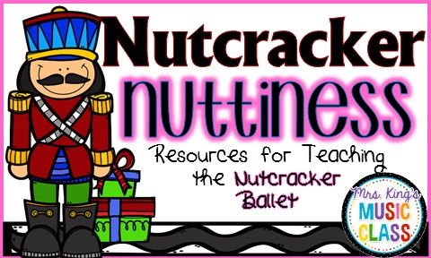 There are so many wonderful resources for studying the Nutcracker ballet.  Listening glyphs, play-alongs, form analysis, movement, visual aids.  Learn about some of the best.