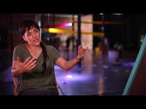 Entrevista a Daniela Ortiz - YouTube