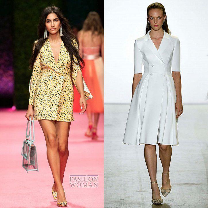 Модные платья весна лето 2019 модные тенденции картинки