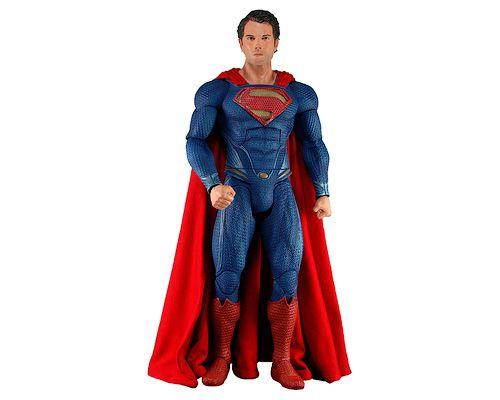 Фигурка Neca Супермен 1:4 - Человек из стали