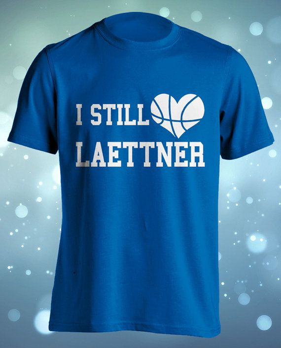 I Still Love Christian Laettner Duke Blue Men by ElephanTees
