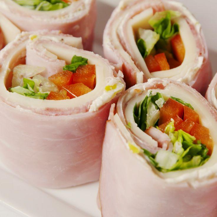Antipasti-Sushi