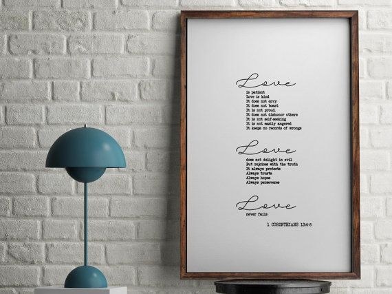 Check out this item in my Etsy shop https://www.etsy.com/listing/481530602/love-is-patient-printable-file-bible