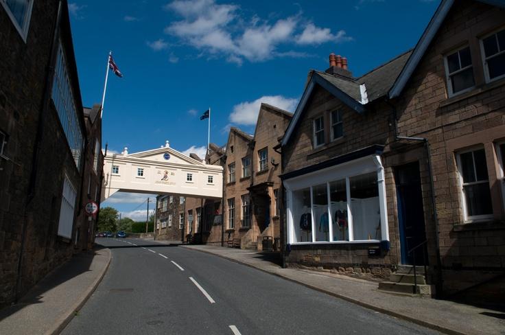The John Smedley Mill