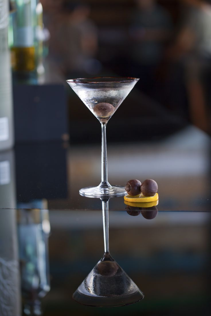 Chocolate Pearl Martini at UNIQUE Rooftop Bar and Restaurant