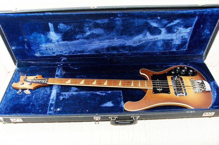 Rickenbacker 4001 Stereo Autumn Glo