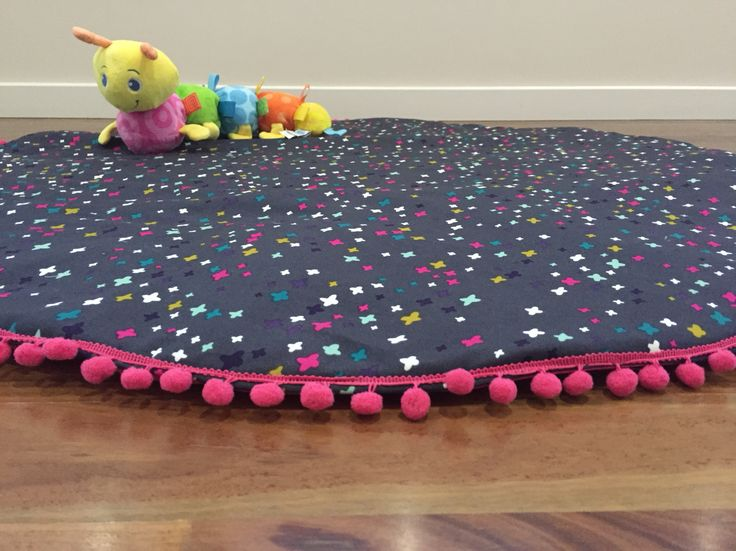 Play Mat Round Baby Diy Things I Ve Made Pinterest