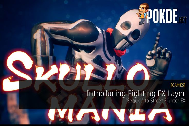 From the creators of the Street Fighter EX series Arika, we finally have the official name of their upcoming fighting game. It's titled Fighting EX Layer.   Share this:   Facebook Twitter Google Tumblr LinkedIn Reddit Pinterest Pocket WhatsApp Telegram Skype Email Print