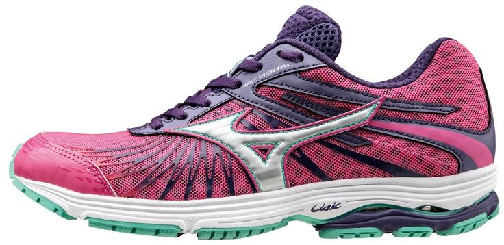 Mizuno Women's Wave Sayonara 4  Members price: R 1,545.00 | Non Members price: R 2,449.95 | Members save: R904  Go far, fast, in this redesigned performance support shoe. With a low-offset and more cushioned forefoot, this responsive, lightweight trainer brings speed to your everyday runs.