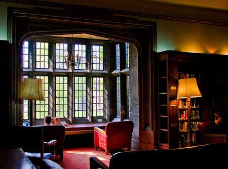 Hart House Library, University of Toronto