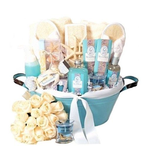 15 best Gift Baskets Collection images on Pinterest   Spa gift ...