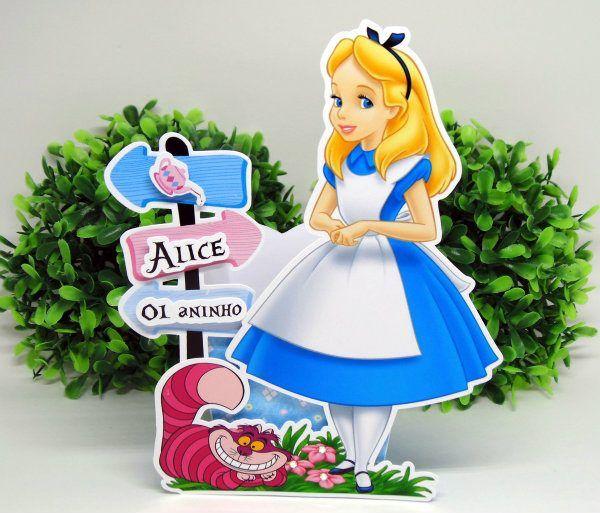 Alice No Pais Das Maravilhas Fotos De Festa E Decoracao Com