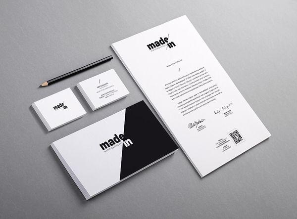 Projekt i nadzór nad szatą graficzną lifestylowego magazynu Made in. Warmia & Mazury.