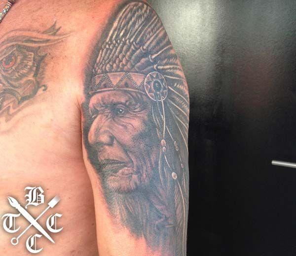 Tattoos by Aidin Chimney