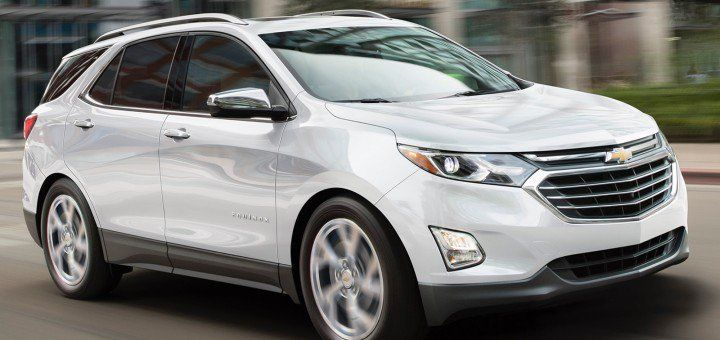 2019 Chevrolet Equinox Price Drops Slightly Pricing Comparison