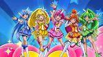 """Meet the Girls of Saban Brands' """"Glitter Force"""" – The Power Scoop"""