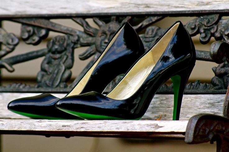 Ambi Classic Convertible Heels- Coming soon $140 Matching pump and flat shoe