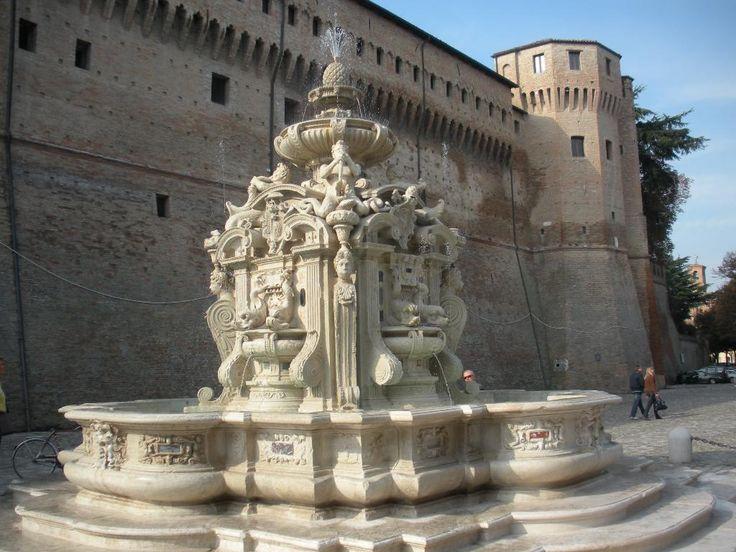 Masini Fountain - Cesena