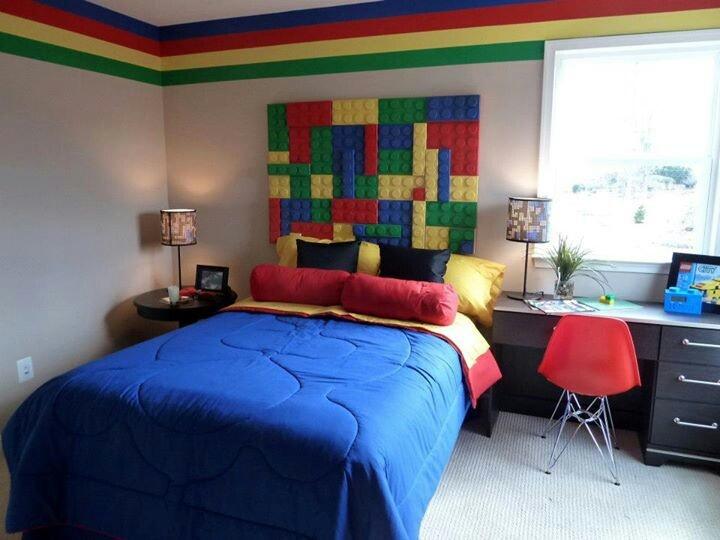 Big boy room ideas