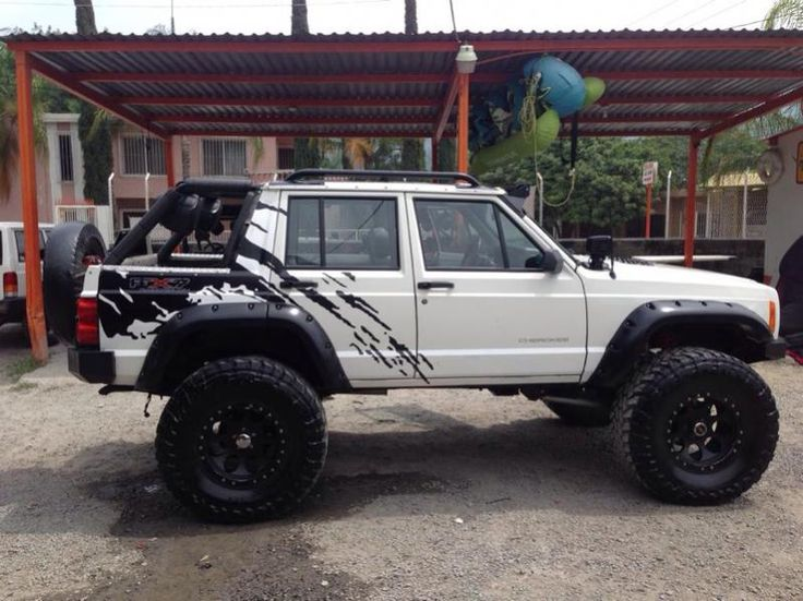 Jeep Xj Conversion Kit