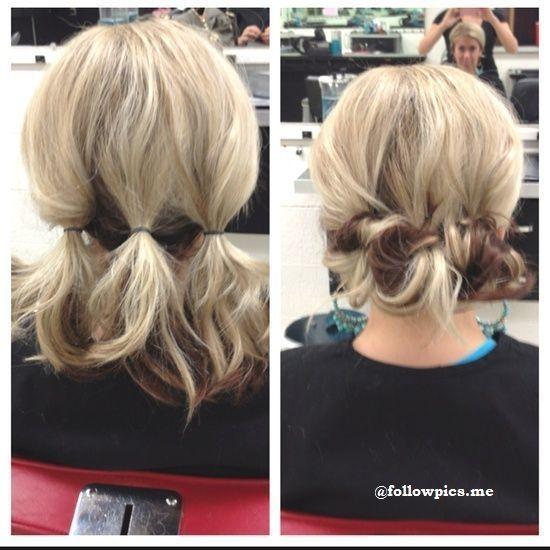 Favorit Les 25 meilleures idées de la catégorie Coiffure cheveux mi long  AE55