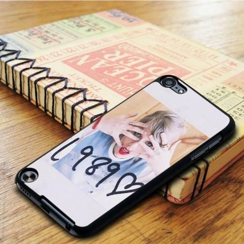 Taylor Swift Singer Bad Boy 1989 iPod 5 Touch Case